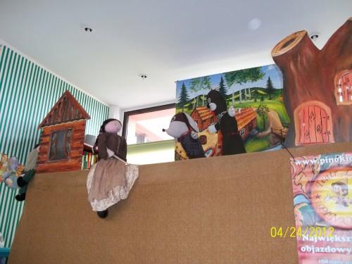 Teatr lalek dla dzieci